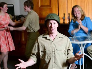 Wartime tunes find new audience