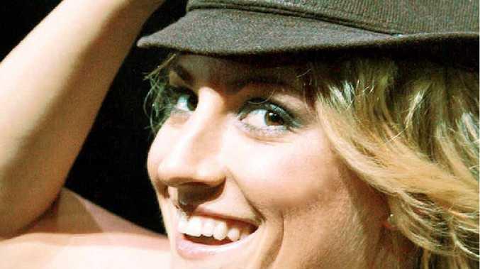 HATS OFF: Cabaret star Rebecca