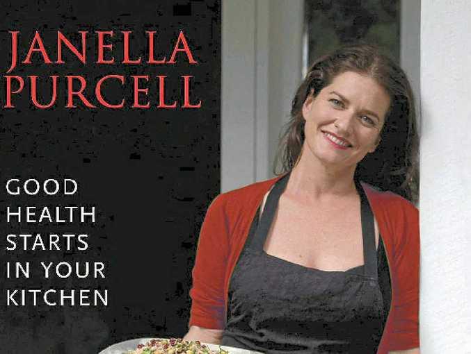 LOCAL CELEBRITY CHEF: Janella Purcell.