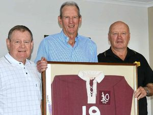 Bennett delighted to see legends of yesteryear honoured