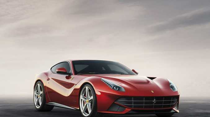 The V12-powered F12 is helping push Ferrari toward record profits in 2012.