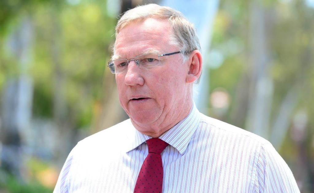 Jeff Seeney's wage was boosted by $100,000, under the old pay rise.