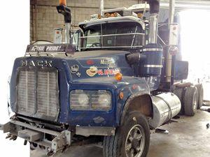 Mega truck pimped at PJs for TV series