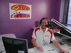 Charleville radio station 4VL has new announcer