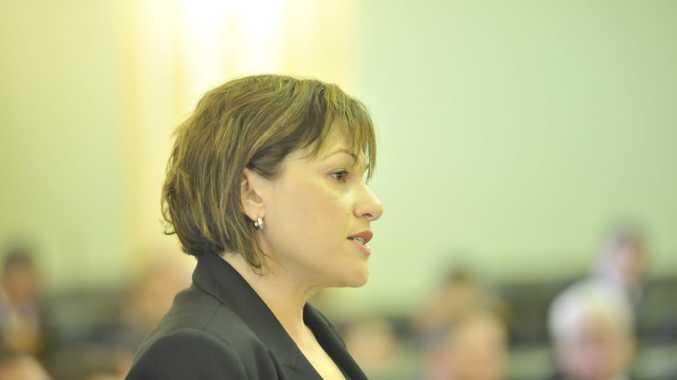Labor MP Jackie Trad