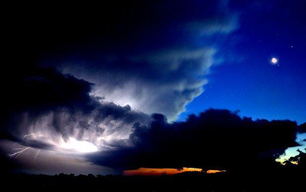Lightning shot by Grant Rolph Photo Grant Rolph