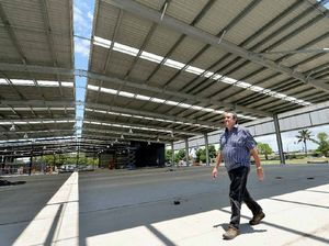 $30m showgrounds facelift starting to take shape