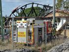 The Railway Workshops experienced fire again early on Friday morning.