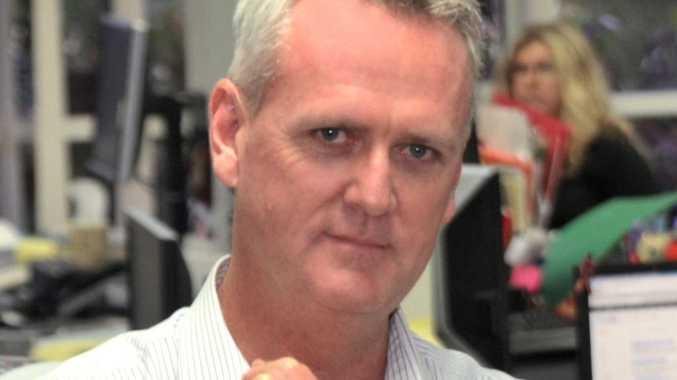 Sunshine Coast Daily online editor John Parker