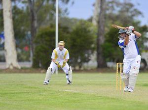 Rain fails to cool battle in A Grade cricket match