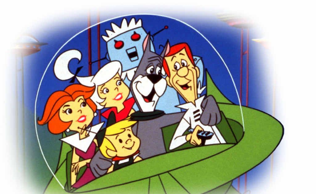 FUTURE FAMILY: We have lots to learn from The Jetsons.