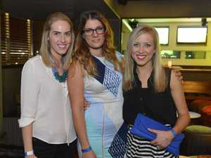 Young Professionals get together for evening of networking