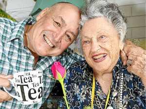 Mavis's independent spirit still shining at 99