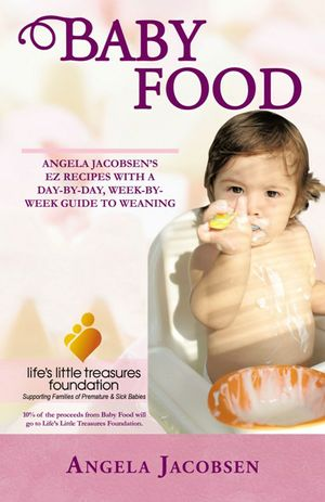 Angela Jacobsen, former nanny to the stars and author of Baby Love, will launch her new book Baby Food. All are welcome to attend the free event.