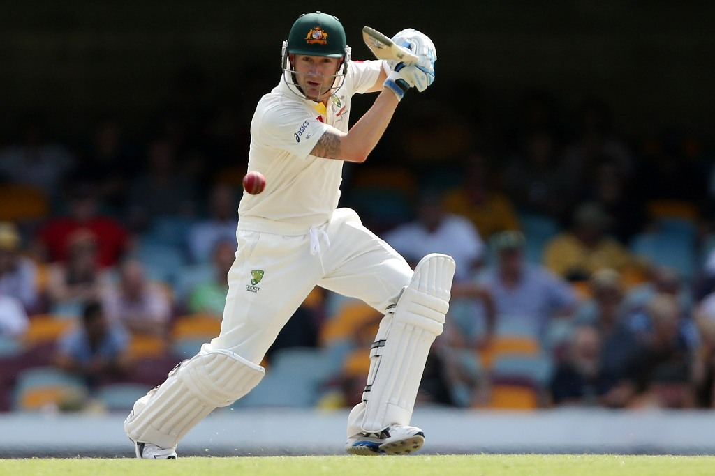 Aussie captain Michael Clarke warned Shane Watson he would need to perform to earn his Test spot back.