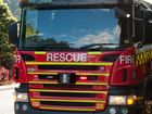 Fire crews have been called to reports of smoke in the Lismore area.