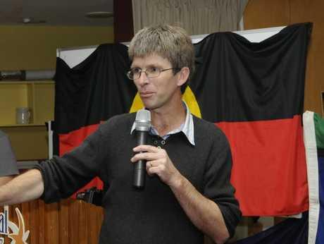 Dr Mark Copland.
