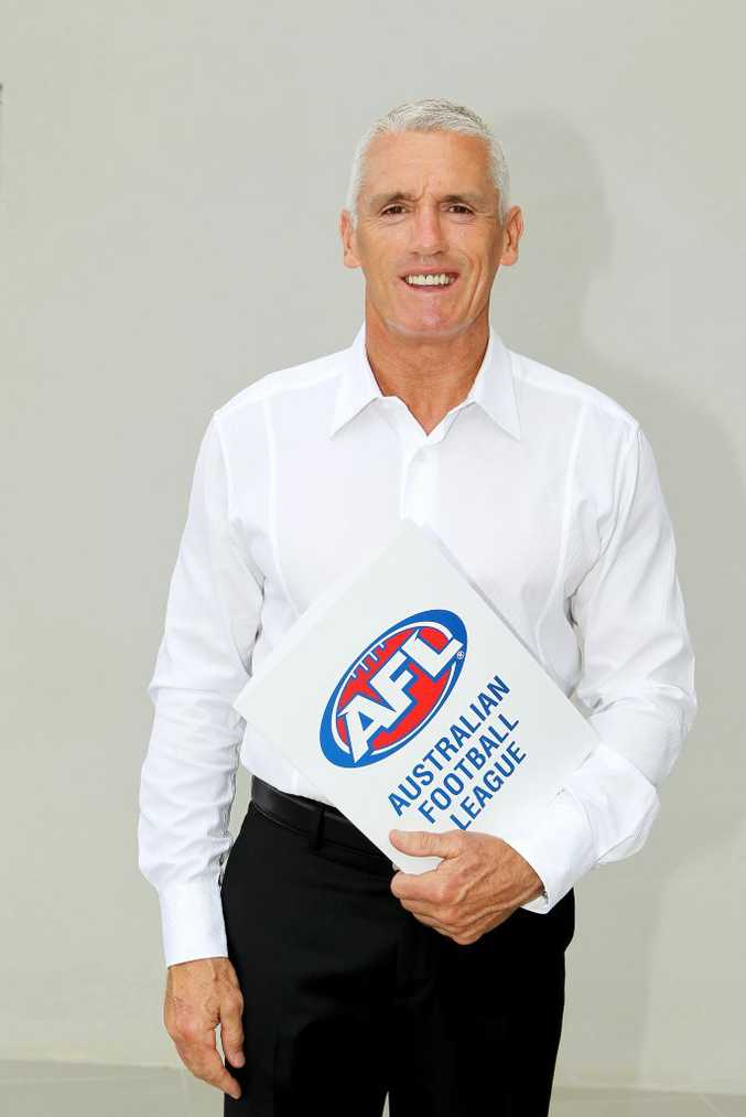 AFLQ CEO Michael Conlon has nominated Ipswich as the number one growth area for Australian Rules Football.