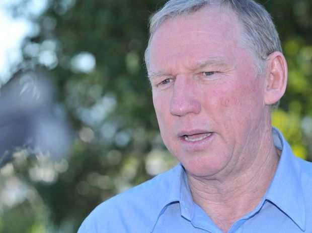 Acting Premier Jeff Seeney said there were still many Queenslanders dealing with the grief, loss and financial impacts from the