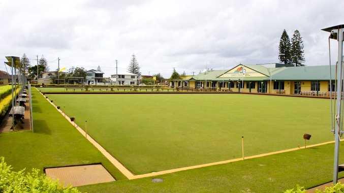 Lennox Head Bowls Club.