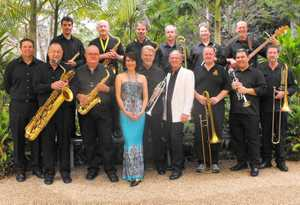 The Scream Big Band is back presenting their show 'Sounds of the Big Band Era'.
