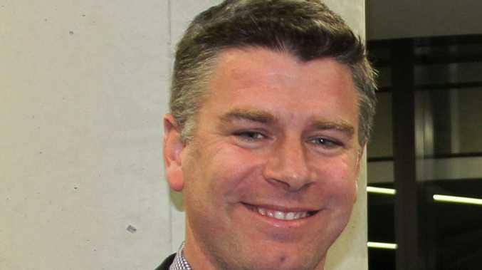 NSW Farmers CEO Matt Brand.