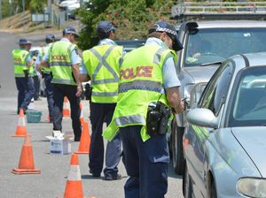 One drink driver caught in yesterday's RBT on Capricorn Hwy