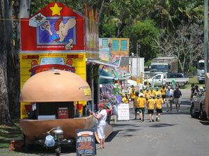 Bangalow Show off to a great start