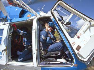 AGL chopper crew put to test