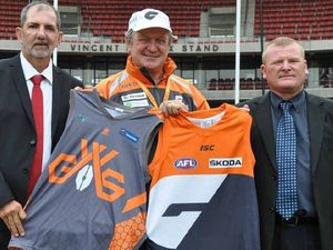 Junior GWS Giants for Ipswich