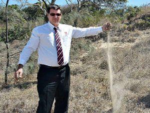 Slow progress hindering Mackay's growth