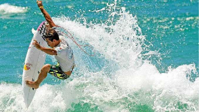Surfing great