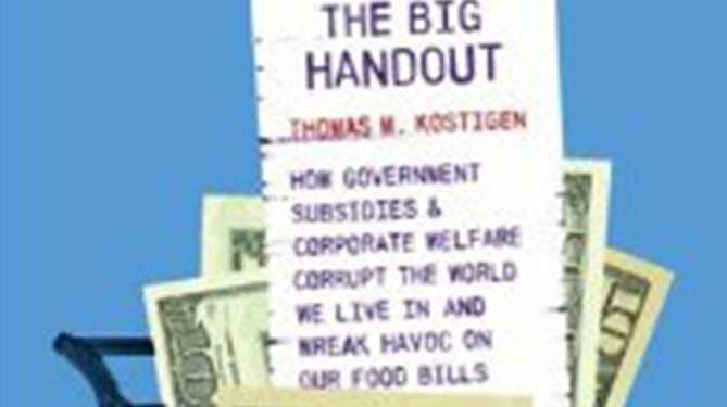 Author unmasks just how dangerous America's subsidy system is.