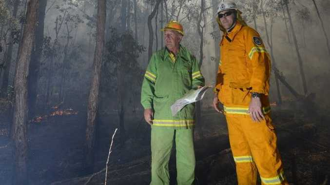 The RFS hope vegetation clearing laws will be legislated by parliament before the start of bushfire season on October 1.
