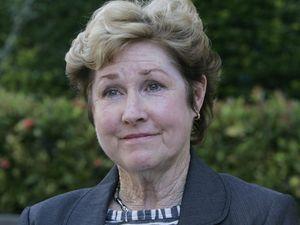 Glenda's frustration over election sign damage