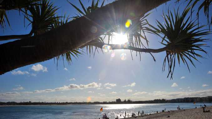 Bulcock Beach will be on of the many points in Caloundra involved in the heritage trail.