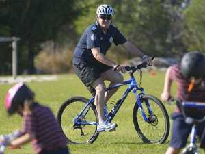 Gladstone senior constable named best community coach in Queensland