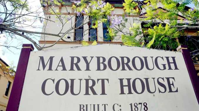 A man has faced Maryborough Magistrates Court for growing 77 marijuana plants.