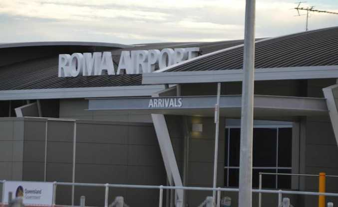FOUND: A routine water quality test has found E.Coli in water tanks that supply the terminal bathrooms at the Roma Airport.