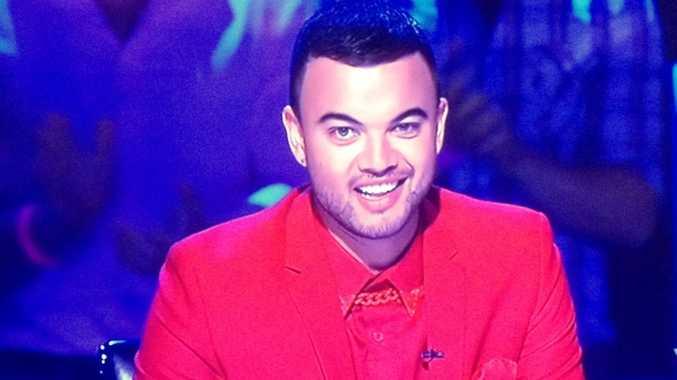 X Factor judge Guy Sebastian.