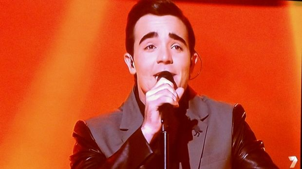 X Factor runner-up Jason Owen.