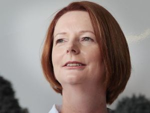 Julia Gillard warns of impending 'end of the world'