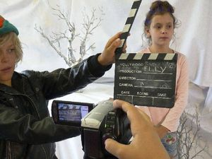 Auditions for Screen Media class' short films