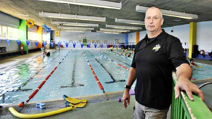 BAD MOVE: Ballina Swim and Gym lessee Peter Charlton is unhappy about the proposed changed to the DA at Ballina Fair shopping Centre.