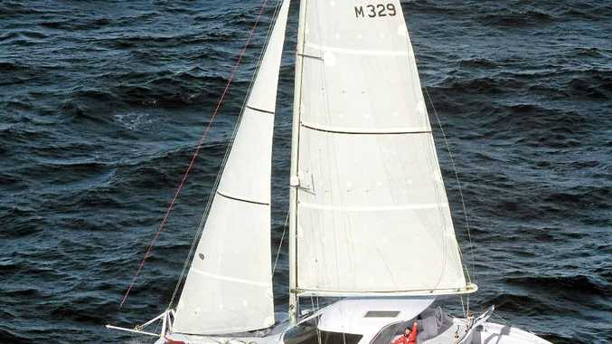 Big Wave Rider triumphed in an eventful Moreton Bay to Mooloolaba Yacht Race.