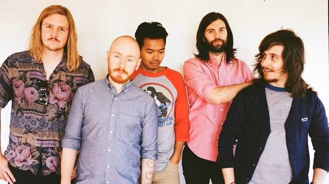 NEW ALBUM: Temper Trap have returned with their latest work.