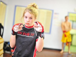Kaela off to Thailand for mixed martial arts training