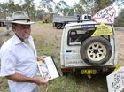 Police order protesters to step aside at CSG site