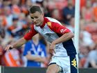 Toowoomba's Daniel Bowles is eager to get back on the field for A-League leaders Adelaide United after an injury layoff.