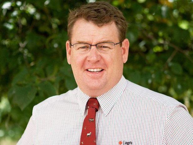NAB Agribusiness manager, Khan Horne.